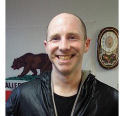 Barney Kelly, カリフォルニア英会話クラブ, CALIFORNIA BEAR ENGLISH CLUB